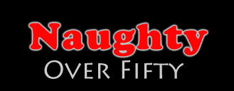 Mature Casual Dating at Naughty Over Fifty Logo